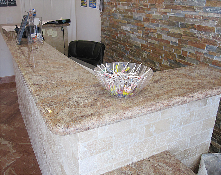 Granite For Less : Granite Bar Countertops Best Granite for Less
