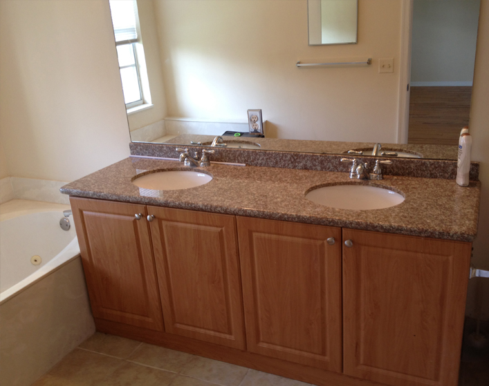 Granite Bathroom Countertop2b Granite Bathroom Countertop1b